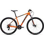 Cube Aim Pro 29 Hardtail Mountain Bike 2017
