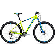 Cube Aim SL 29 Hardtail Mountain Bike 2017