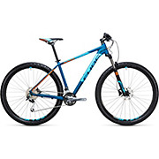 Cube Analog 29 Hardtail Mountain Bike 2017