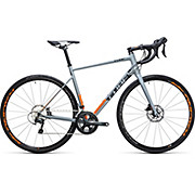 Cube Attain Race Disc Road Bike 2017