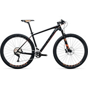 Cube Elite C62 Pro 29 Hardtail Mountain Bike 2017
