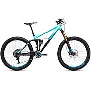 Cube Fritzz 180 HPA SL 27.5 Suspension Bike 2017