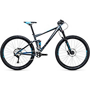 Cube Stereo 120 HPA Race 27.5 Suspension Bike 2017