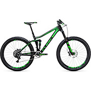 Cube Stereo 140 C62 27.5 SL Suspension Bike 2017