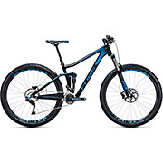 Cube Stereo 140 C62 29 Race Suspension Bike 2017