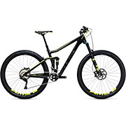 Cube Stereo 140 C62 29 SL Suspension Bike 2017
