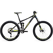 Cube Stereo 140 HPA 27.5 Race Suspension Bike 2017
