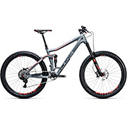 Cube Stereo 160 C62 SL 27.5 Suspension Bike 2017