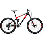Cube Stereo 160 HPA Race 27.5 Suspension Bike 2017
