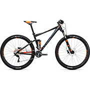 Cube Stereo 120 HPA Pro 27.5 Suspension Bike 2017