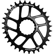 OneUp Components Narrow Wide Cinch Boost Oval Chainring
