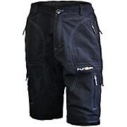 Funkier Berm 3-4 Baggy Shorts SS17