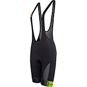 Funkier Havana Ladies Double Strap Bib Short