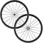 Fulcrum Speed Dark Carbon Clincher Road Wheelset 2017