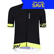 Santini Sleek 2 Aero Short Sleeve Jersey SS17
