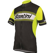 Santini Tau Short Sleeve Jersey SS17
