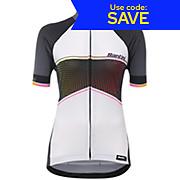 Santini Womens Stella Short Sleeve Jersey SS17