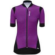 Santini Womens Wave Short Sleeve Jersey SS17