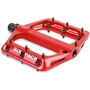 Sixpack Racing Millenium AL Flat Pedals