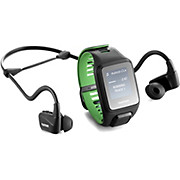 TomTom Runner 3 Music with Wireless Headphones
