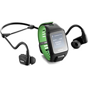 TomTom Runner 3 Music with Wireless Headphones