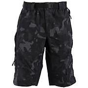 Endura Hummvee Baggy Shorts inc Liner - Camo AW16