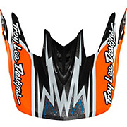 Troy Lee Designs D3 Helmet Replacement Visor 2016