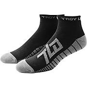 Troy Lee Designs Factory Quarter Socks - 3 Pack 2017