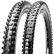 Maxxis Shorty & High Roller II MTB Tyre Combo