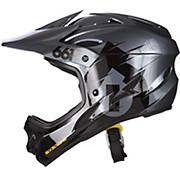 661 Comp Helmet - Black-Charcoal. 2016
