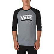 Vans Authentic Stripe Raglan AW16