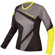 Endura Womens Single Track II LS Jersey