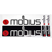 Mobius Team Sticker Sheet