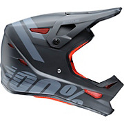 100 Status Youth Helmet - Black Meteor