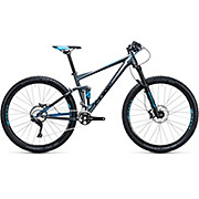 Cube Stereo 120 HPA Race 29 Suspension Bike 2017