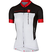 Castelli 3T Team Full Zip SS Jersey 2017