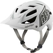 Troy Lee Designs A1 MIPS Helmet - Drone White 2017