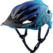 Troy Lee Designs A2 MIPS Helmet - 50-50 Blue 2017