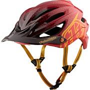 Troy Lee Designs A2 MIPS Helmet - 50-50 Red 2017