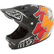 Troy Lee Designs D2 Helmet - Fusion Black 2017