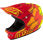 Troy Lee Designs D2 Helmet - Fusion Red 2017