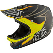 Troy Lee Designs D2 Helmet - Pulse Black 2017