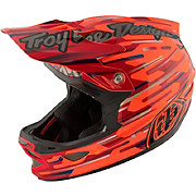 Troy Lee Designs D3 Composite - Code Orange 2017