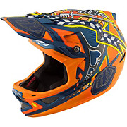 Troy Lee Designs D3 Composite - Longshot Orange 2017