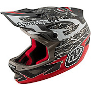 Troy Lee Designs D3 Composite - Nightfall Black 2017