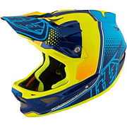 Troy Lee Designs D3 Composite - Starburst Yellow 2017