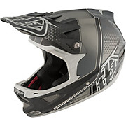 Troy Lee Designs D3 Carbon MIPS - Starburst Black 2017