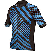 Endura Graphic FZ Short Sleeve Jersey SS17