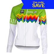Santini UCI Womens LS Jersey