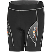 Funkier Womens Pro 12 Panels Shorts